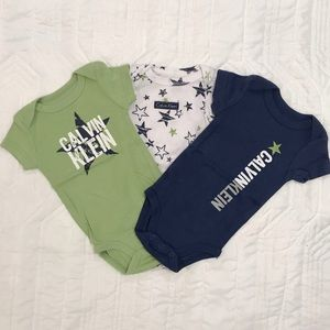 Short sleeve onsie, 0-3 month